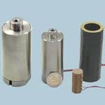 High Power Stack type Actuator from Piezosystem jena GmbH.