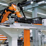 Cell And Wafer Handling from KUKA Systems GmbH