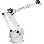 ZXE130L Robot from KAWASAKI ROBOTICS (U.S.A.), INC.