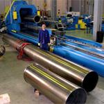 CNC Flow Forming Machine from Aditya Machinery