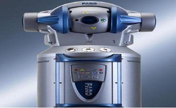 Laser Tracker from FARO Technologies Inc.