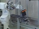 Cleanroom and Semicon Robot Solutions from Stäubli