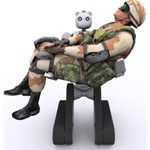 Battlefield Extraction Assist Robot from Energid Technologies Corporation