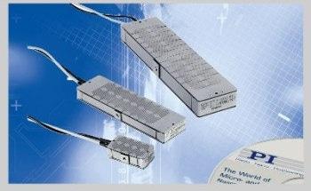 精密柔性定位器,驱动的压电堆栈执行器模块- P-602从PI