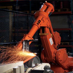 Material Removal Robot from wolfrobotics