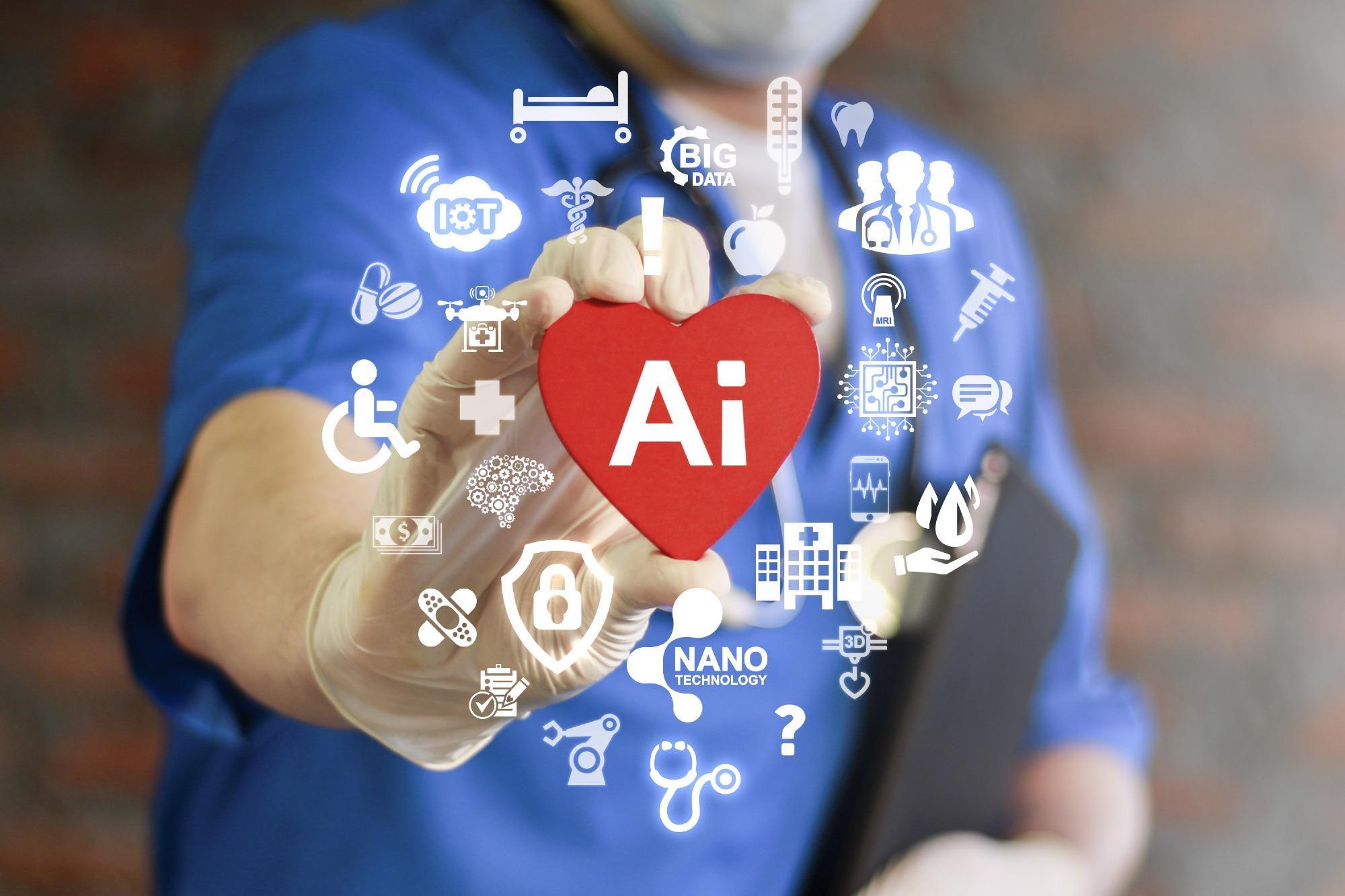 新的研究表明了在常规实践中实现了AI的EKG算法的价值