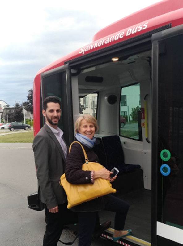 Experts Collaborate to Enhance Automated Mobility to Achieve Sustainability