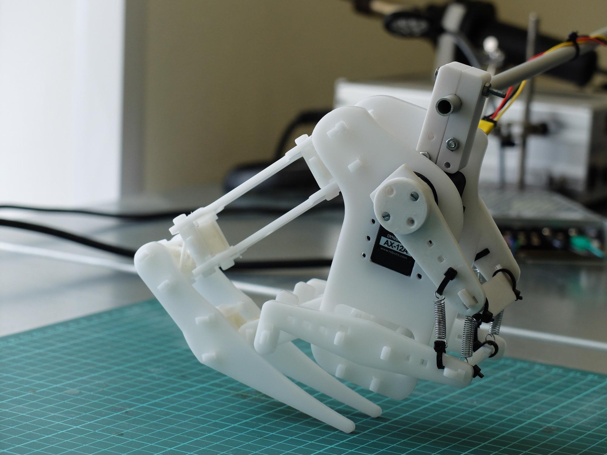 Flexible Robots Created at ITMO University