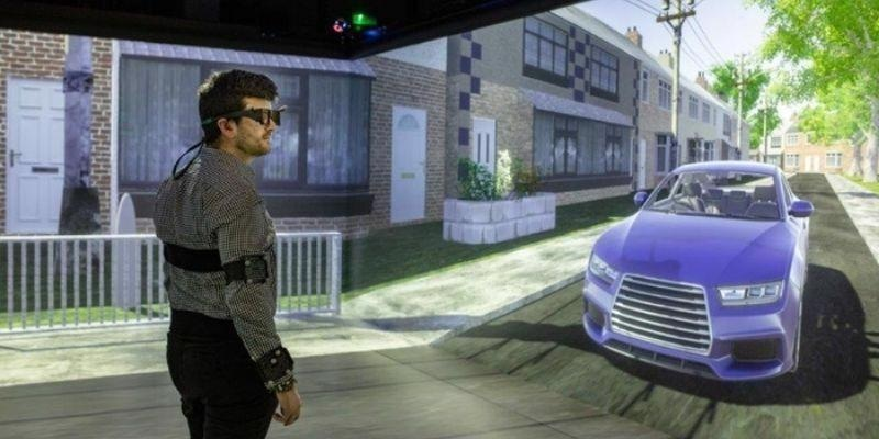 Computer Model to Predict Pedestrian Behavior for Application in Vehicle Automation.