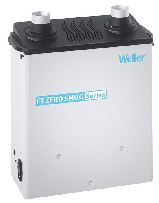 Weller Introduces MG100s Fume Extraction Unit
