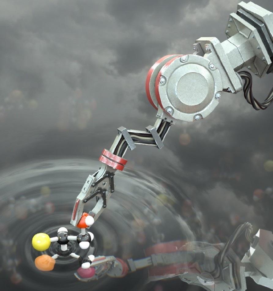 World's First Programmable 'Molecular Robot' Capable of Building Molecular Cargo