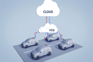 New Fog Technology Could Allow Connected and Autonomous Vehicles to be Safer and More Efficient