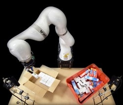 Rutgers' Robotic Arm Packs Boxes and Minimizes Costs