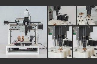Mobile Motor Could Help Robots Assemble Complex Structures