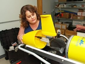 Inputs from Underwater Gliders Used to Improve Accuracy of Forecast Models
