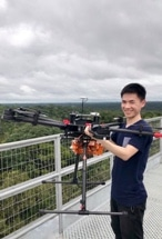 New Drone-Based Monitoring System Shows Key Data on Amazon's Ecosystems