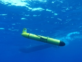 Effective Method to Use Underwater Robotic Glider to Measure Ocean Noise