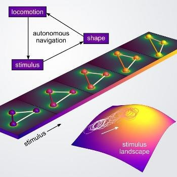 New Microrobots Could Perform Distributed Sensing of Material Defects