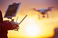 ORNL-Developed Communication System Allows Users to Remotely Operate Drones