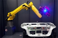SwRI's Novel Laser Coating Removal Robot Recognized by R&D World Magazine