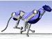 Vstone's Robovie-PC Finishes First in Robot Marathon