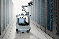 Ultimation Partners with Nord-Modules to Bring Warehouse Robots Within the Reach of Mid-Size Companies
