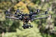 Researchers Evaluate the Use of Drones for Spraying Pesticides in Farms