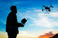 Swarm of Tiny Drones can Autonomously Detect and Localize Gas Leaks