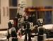 Researchers Develop Dancing Robot Swan