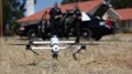 Portable Qube UAS from AeroVironment for Use in Applications Requiring Public Safety