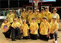 RMT Robotics-Sponsored Rookie Inspiration Award Presented to the First Robotics Team