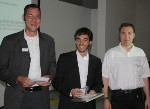 AVT and Initiative Bildverarbeitung Present Fokusfinder Award to Lübeck University Student