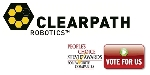 Clearpath Robotics Qualifies for 2013 People's Choice Stevie Awards