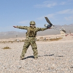 US Army Places Order for AeroVironment's RQ-11B Raven UAS Gimbaled Sensor Payloads