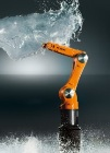 KUKA Introduces KR AGILUS Waterproof Robots