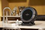 iRobot's Scooba 450 Consumer Robot Employs Three-Cycle Cleaning Process