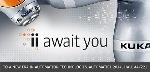AUTOMATICA 2014: KUKA to Demonstrate LBR iiwa Lightweight Robot