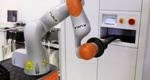 ASM Assembly Systems Demonstrates Two Variants of KUKA LBR iiwa Robots