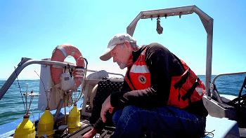 UC Davis Scientists Deploy Microscopic Marine Larvae Robots into Pacific Ocean near San Francisco