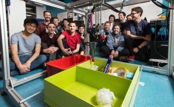 CartMan Logistics Robot Could Enhance Amazon's Automated Warehousing Process