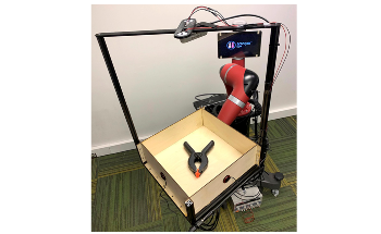 Hearing Sensation can Markedly Improve the Perception of Robots