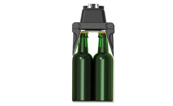 Now Available - The Gripper for Automated Handling of Six Packs