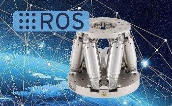 Robot Operating System Drivers Enhance PI Hexapod Functionality
