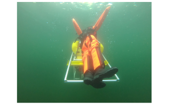 New Underwater Robot Prevents People from Drowning