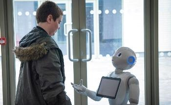 Pepper the Robot Joins School to Support Autistic Young People