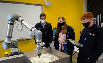 Robotic Tools Make 3D Manufacturing Process Safer