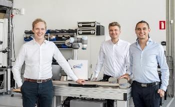 Made4CNC Launches World's First Completely Automatic CNC Door Opening Solution for Robots