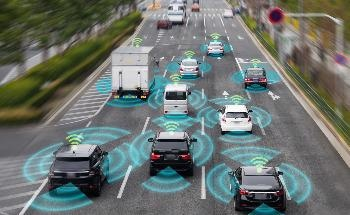 Rainbow-Making Technology Could Aid Autonomous Vehicles in Recognizing Traffic Signs