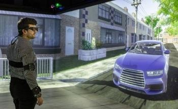 Computer Model to Predict Pedestrian Behavior for Application in Vehicle Automation