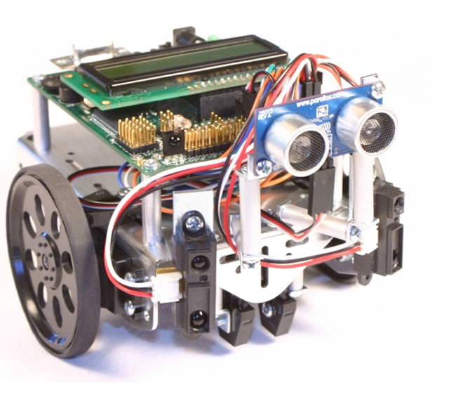 IntelliBrain-Bot Educational Robot